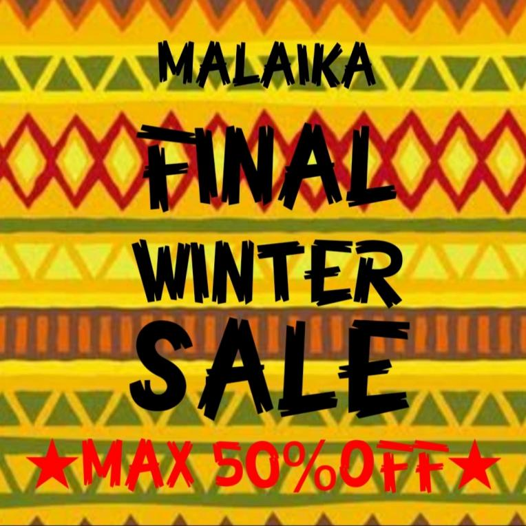 ★Final Winter Sale★MAX 50%OFF★